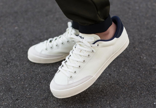 rod laver adidas shoes leather 630758