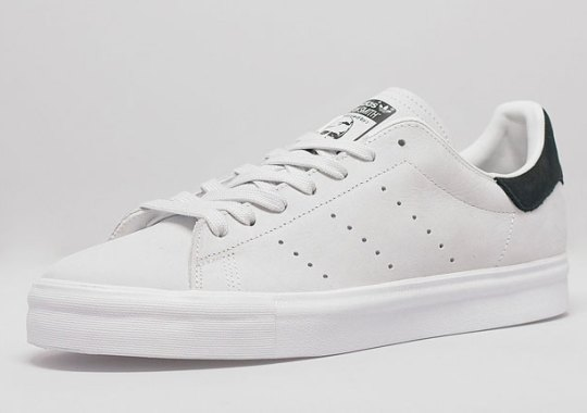 168a32eaa9b5 adidas Stan Smith Vulc - SneakerNews.com