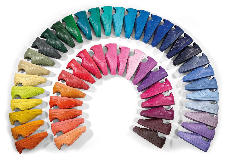 adidas color original