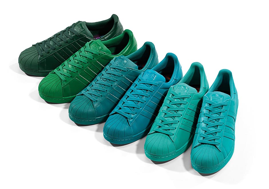 adidas superstar supercolor all colours