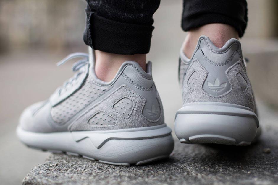 Chaussures Gris Coureur Tubulaire Adidas qSU1d