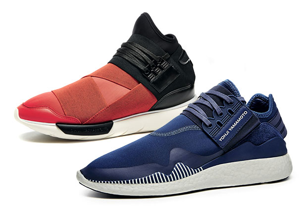 141cf6b59 The adidas Y-3 Sneaker Line Is Looking Good For Fall - SneakerNews.com