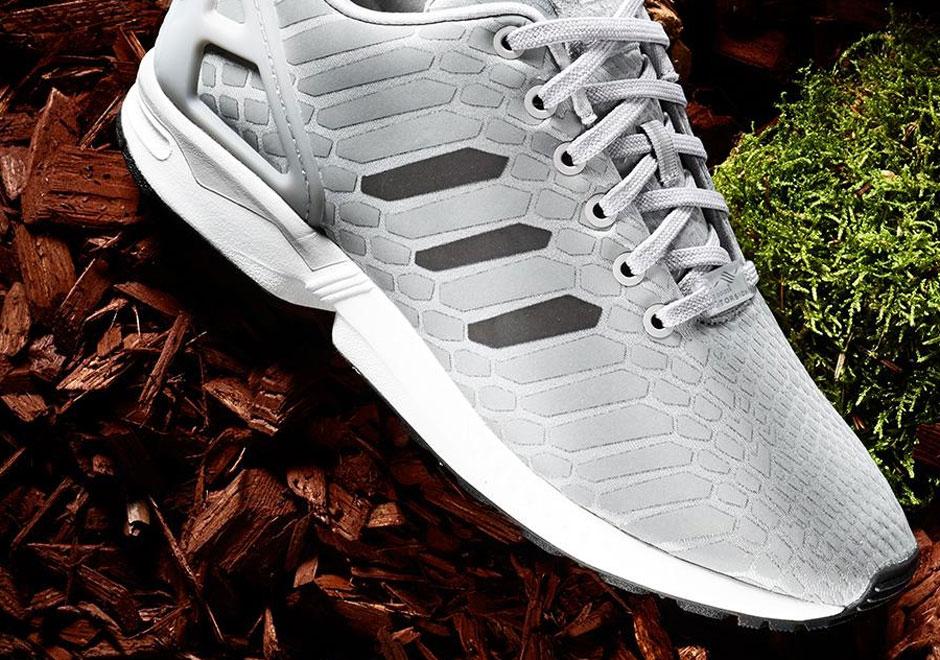 0df4dd699d69a adidas zx flux xeno kids Grey Sale