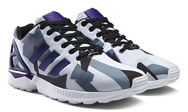size 40 1f1ac c051e on sale New Graphic Prints on the adidas ZX Flux for March