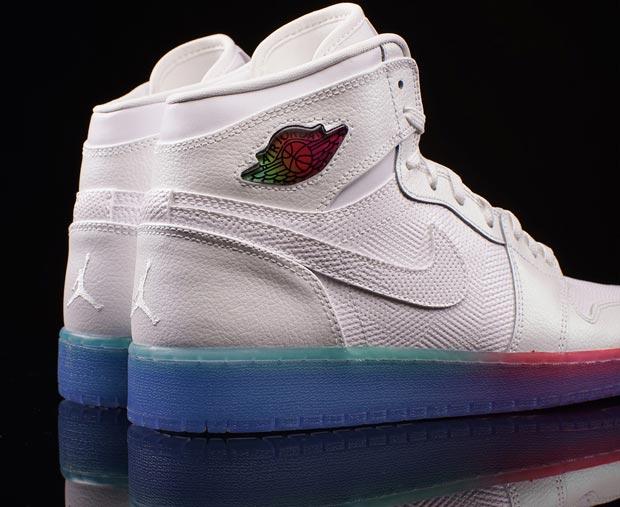 Air Jordan 1 gradient