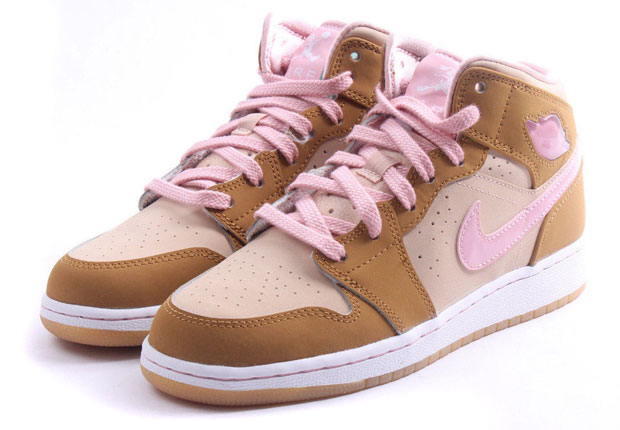"100% authentic b9497 8e8b0 Air Jordan 1 Mid Girls ""Lola Bunny"" – Release Date"
