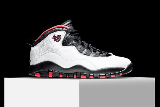 "Air Jordan 10 ""Double Nickel"" – Release Reminder"