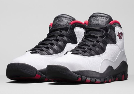 "Air Jordan 10 ""Double Nickel"" Releasing on Nike.com on March 28th"