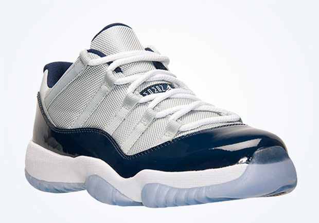 "Today we get a look at the first retail set of images for the Air Jordan 11  Low ""Georgetown"". We doubt that Jordan Brand will ever push the envelope as  far ... 96b50b765"