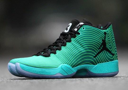 "The Air Jordan 29 ""Green Spark"" is Arriving at Retailers"