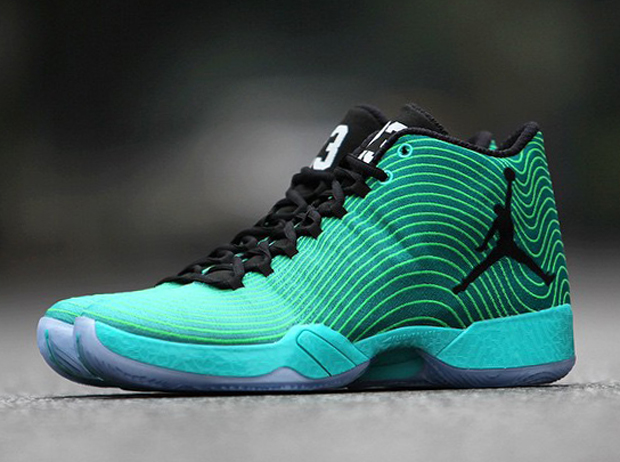 """best service fc385 1a2a6 The Air Jordan 29 """"Green Spark"""" is Arriving at Retailers"""