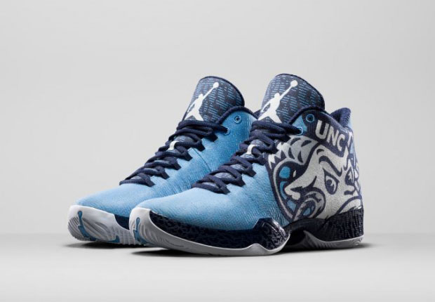 fe06b6adfeb Ramses the ram is finally getting the feature he deserves on this Air  Jordan 29 PE. The Tar Heels are facing off against the Wisconsin Badgers in  a must-see ...