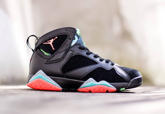 "Air Jordan 7 Retro ""Marvin the Martian"" – Release Reminder"