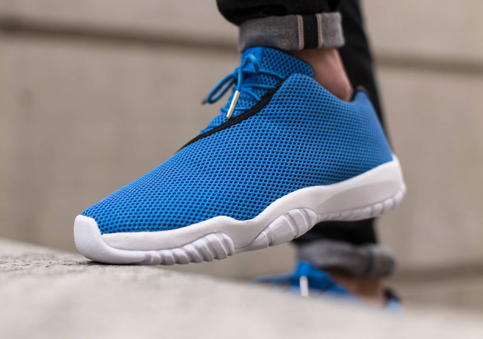 What The Jordan Future Low Looks Like On Your Feet