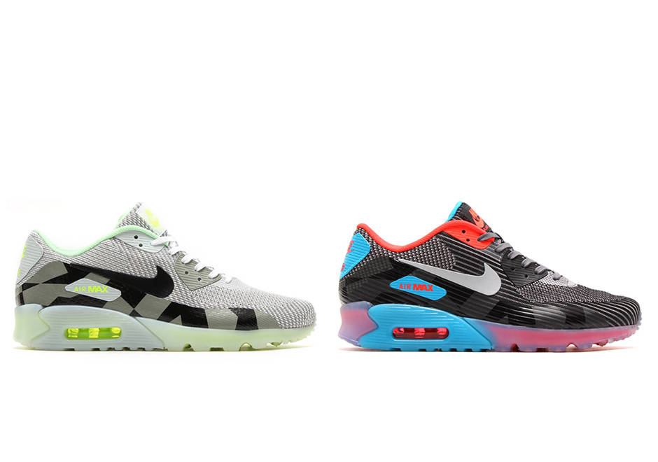 buy online aff2a 7f85c ... mango white atomic orange women ea295 6ad41  order nike air max 90  brings back ice with graphic prints sneakernews 941c6 3e93c
