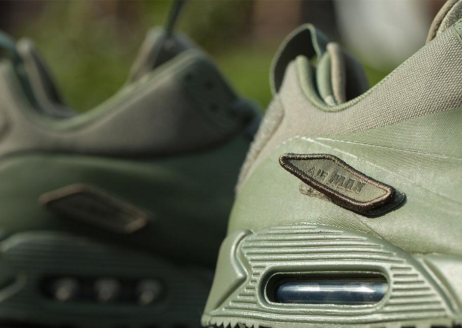 Air Max Colección Parche 90 Sneakerboot Nike CHboB