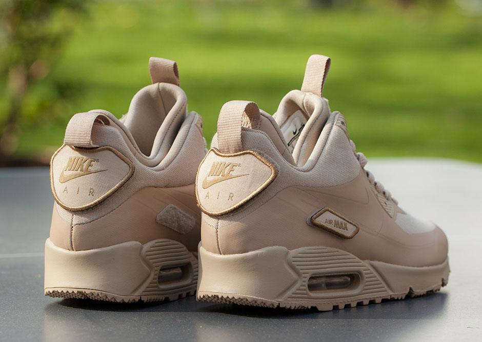 nike air max beige patch