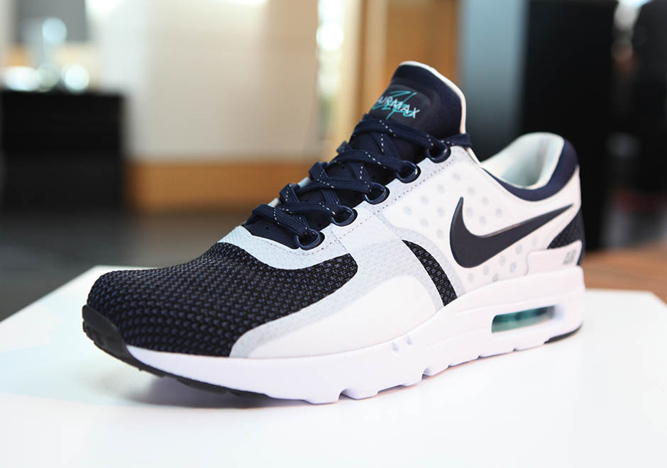 finest selection 19161 cdb43 An Exclusive Look At The Nike Air Max Zero Releasing On Air ...