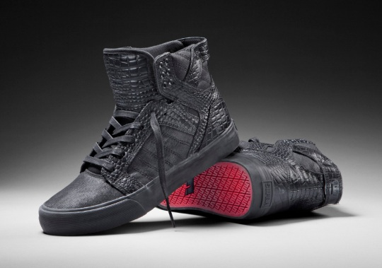 Supra Footwear And Ben Baller Team Up To Recreate The Original Skytop