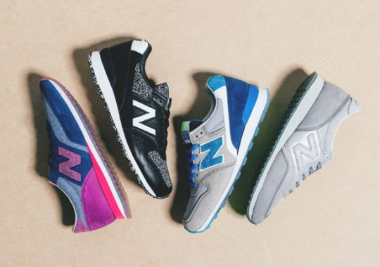 Bergdorf Goodman Collaborates With New Balance For Women's Footwear Collection