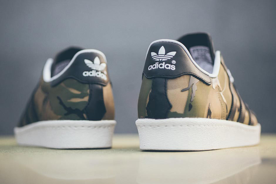 CLOT x adidas Superstar 80s 84-Lab \'Camo\'