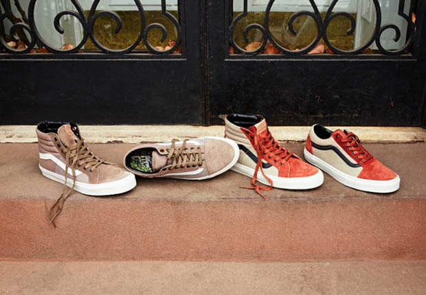 1049e1053d81 well-wreapped DQM and Vans To Release Sneakers Inspired by NYC Brownstones