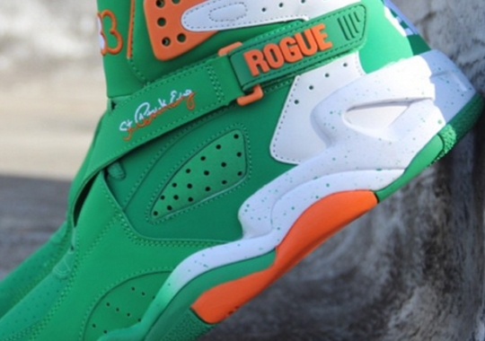 "Ewing Athletics Rogue ""St. Patrick's Day"""