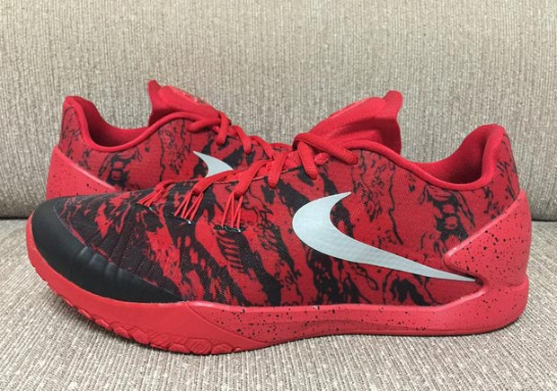 "James Harden Gets a Nike Hyperchase ""Camo"" PE"