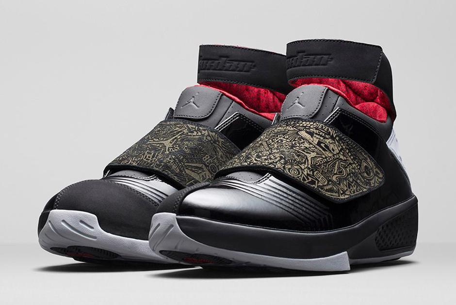 nouveau style 83137 b0ef9 Air Jordan 20