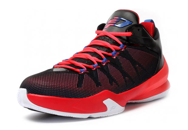 4f7a5f1a5c1de7 Chris Paul s Jordan Brand Sneakers For the 2015 NBA Playoffs ...