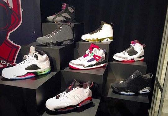 Jordan Brand's Summer 2015 Retro Collection Looks Promising