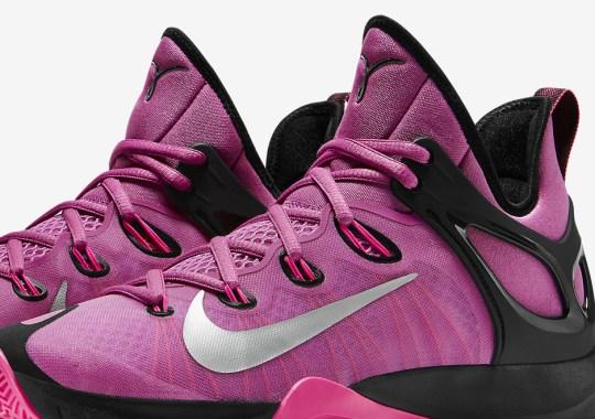 "Kay Yow x Nike Hyperrev 2015 ""Think Pink"""