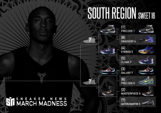 Sneaker News March Madness Nike Kobe: Sweet 16 – South