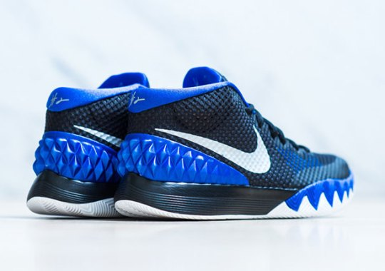 Cheer On Duke With The Nike Kyrie 1