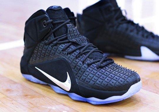 "An Homage To Akron, Ohio: Nike LeBron 12 EXT ""Rubber City"""