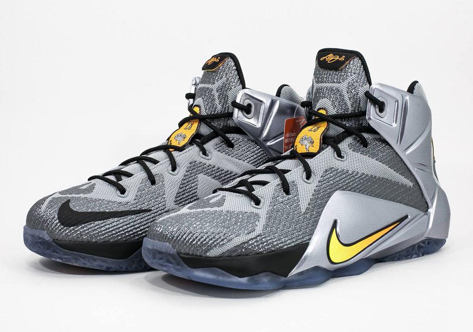 6828bf2e19cd Nike LeBron 12 GS