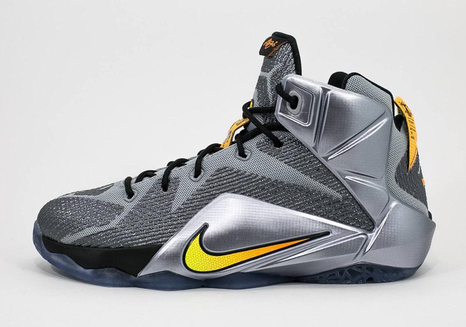 Nike Lebron 12 Gs Quot Flight Quot Sneakernews Com