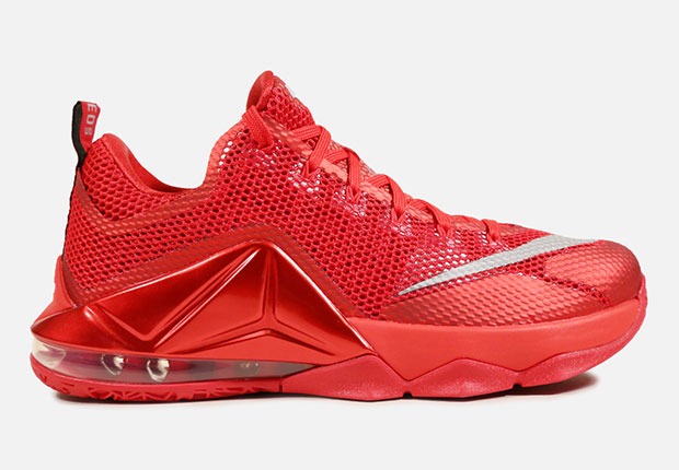 Still no release date for the LeBronold Palmer colorway, but the all-red LeBron  12 Low continues to hit stores at random times. Nike is likely treating ...