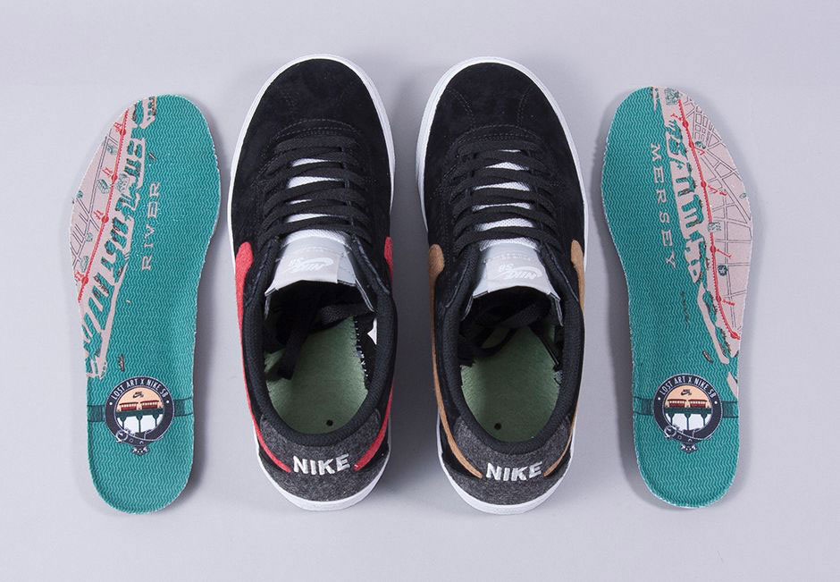 check out 09b37 7a066 Lost Art x Nike SB Collection - Release Date - SneakerNews.com