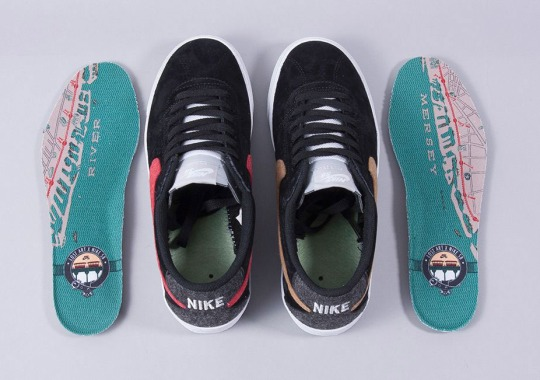 Lost Art x Nike SB Collection – Release Date