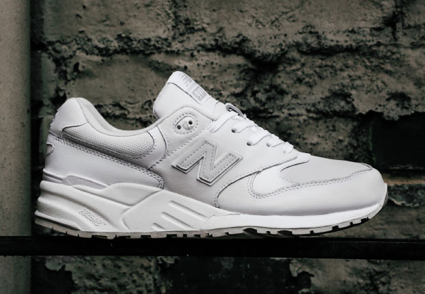 "the best attitude 3dba9 79b2b New Balance 999 ""White Out"" - Available - SneakerNews.com"