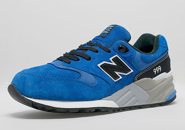 new balance 999 blue grey