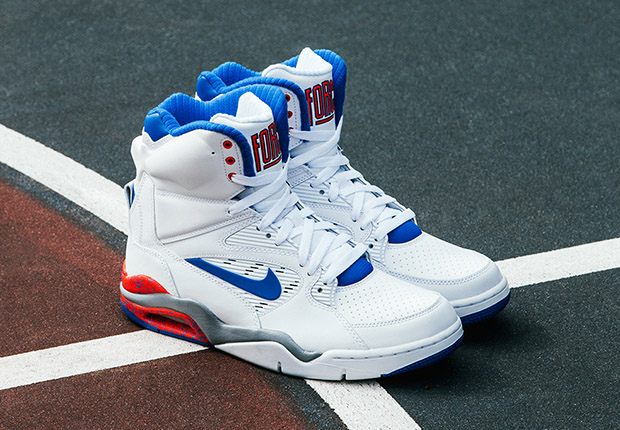 Nike Air Command Force Basketball Shoes