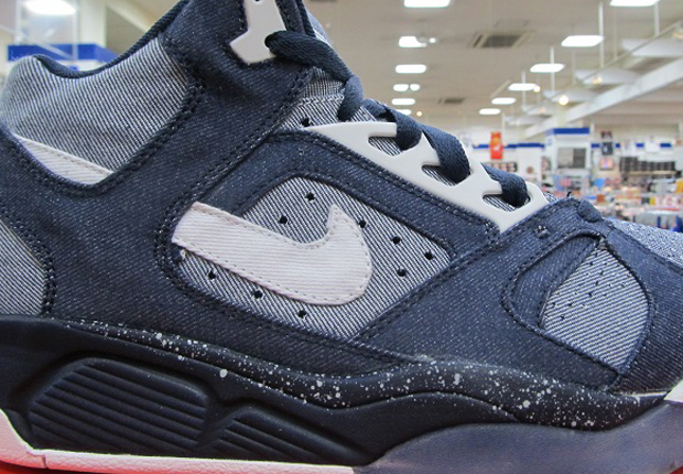 "finest selection 85683 30e0a Nike Air Flight Lite Low ""Denim"""
