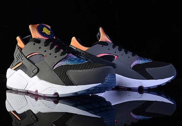 nike air huarache iridescent neoprene