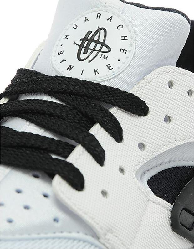 best service b8896 b84ae Nike Air Huarache GS - White - Black - Anthracite - SneakerNews.com
