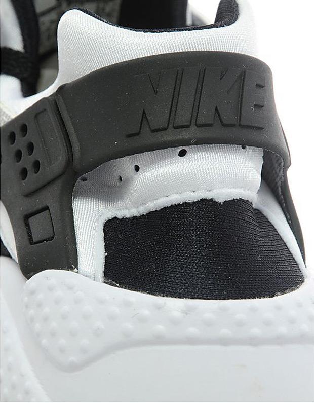 b466e28448 Nike Air Huarache GS - White - Black - Anthracite - SneakerNews.com