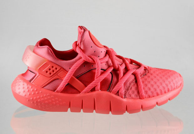5c9dac3d7b27 Nike Sportswear s new re-imagination of the Nike Air Huarache as a  roped-up