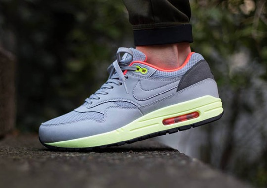 Let The Yeezy Talk Continue with this New Nike Air Max 1 FB
