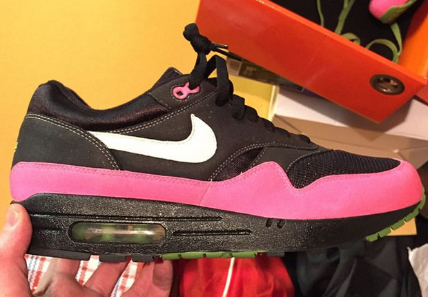 best supplier cozy fresh outlet on sale Tinker Hatfield's Nike Air Max 1 iD Design From A Decade Ago ...